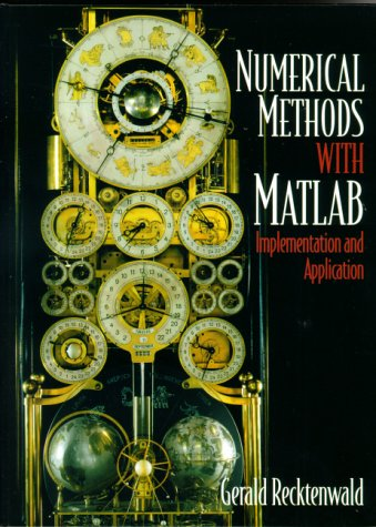 Numerical methods with matlab recktenwald