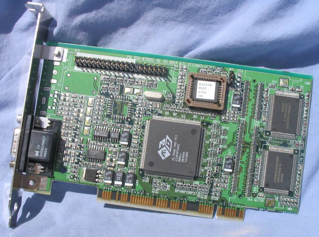 Драйвер Ati Rage Pro Ultra Gl