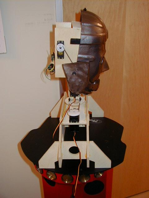 Build A Head >> HOW TO BUILD A HEAD FOR YOUR ROBOT?