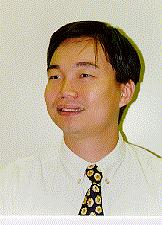 Head and Shoulders photo of Chien Wern