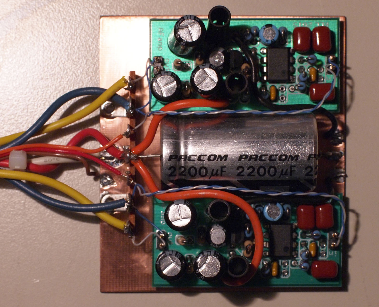 Dr C Course Information Electronics Mini Projects Circuit Low Power Stereo