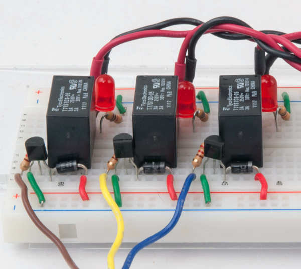 Solenoid Valve Wiring
