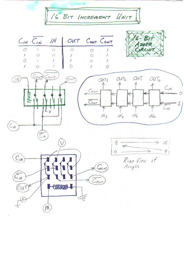 Circuit diagrams timing diagrams ccuart Choice Image
